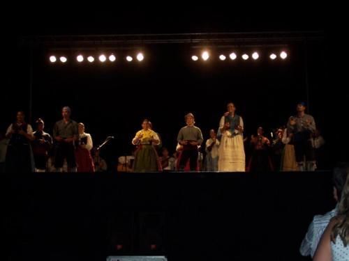 """Festival Nacional """"Mostra de folclore del Penedés"""". El Vendrell (julio 2006)"""