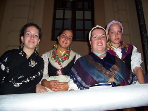 """Festival Nacional """"Mostra de folclore del Penedés"""". El Vendrell (agosto 2005)"""
