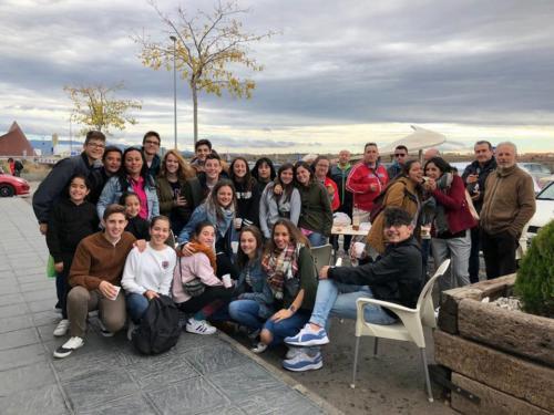 V Encuentro Nacional de Escuelas en Carlet. Valencia (noviembre 2017)