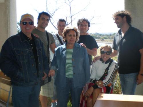 francia grupo f. El Pilar 001