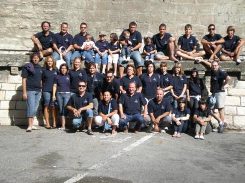 francia grupo f. El Pilar 101