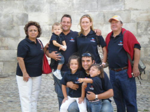francia grupo f. El Pilar 106