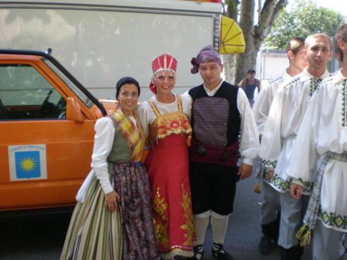 francia grupo f. El Pilar 204