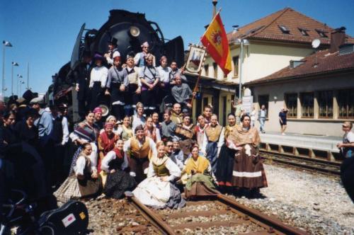 "Festival Internacional ""Albvereinsfest"" en Albstadt, ALEMANIA (Junio 03)"